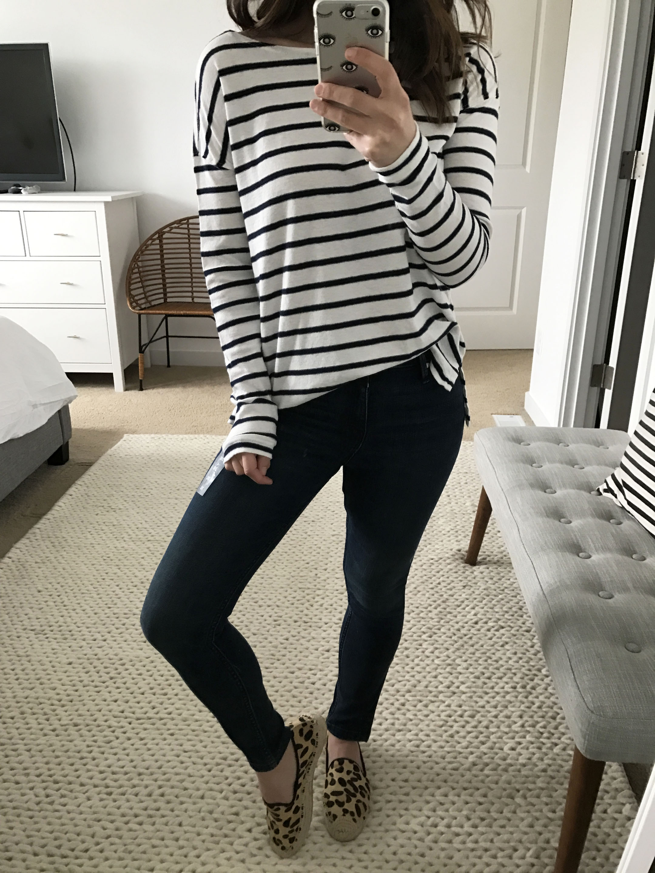 J.Crew striped shirt 2