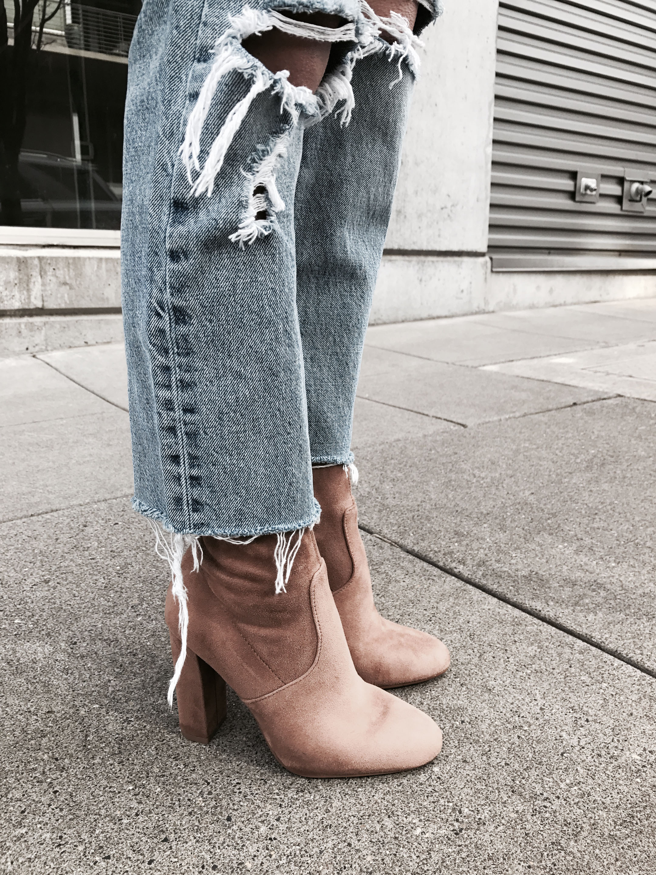 Steve Madden Edit booties