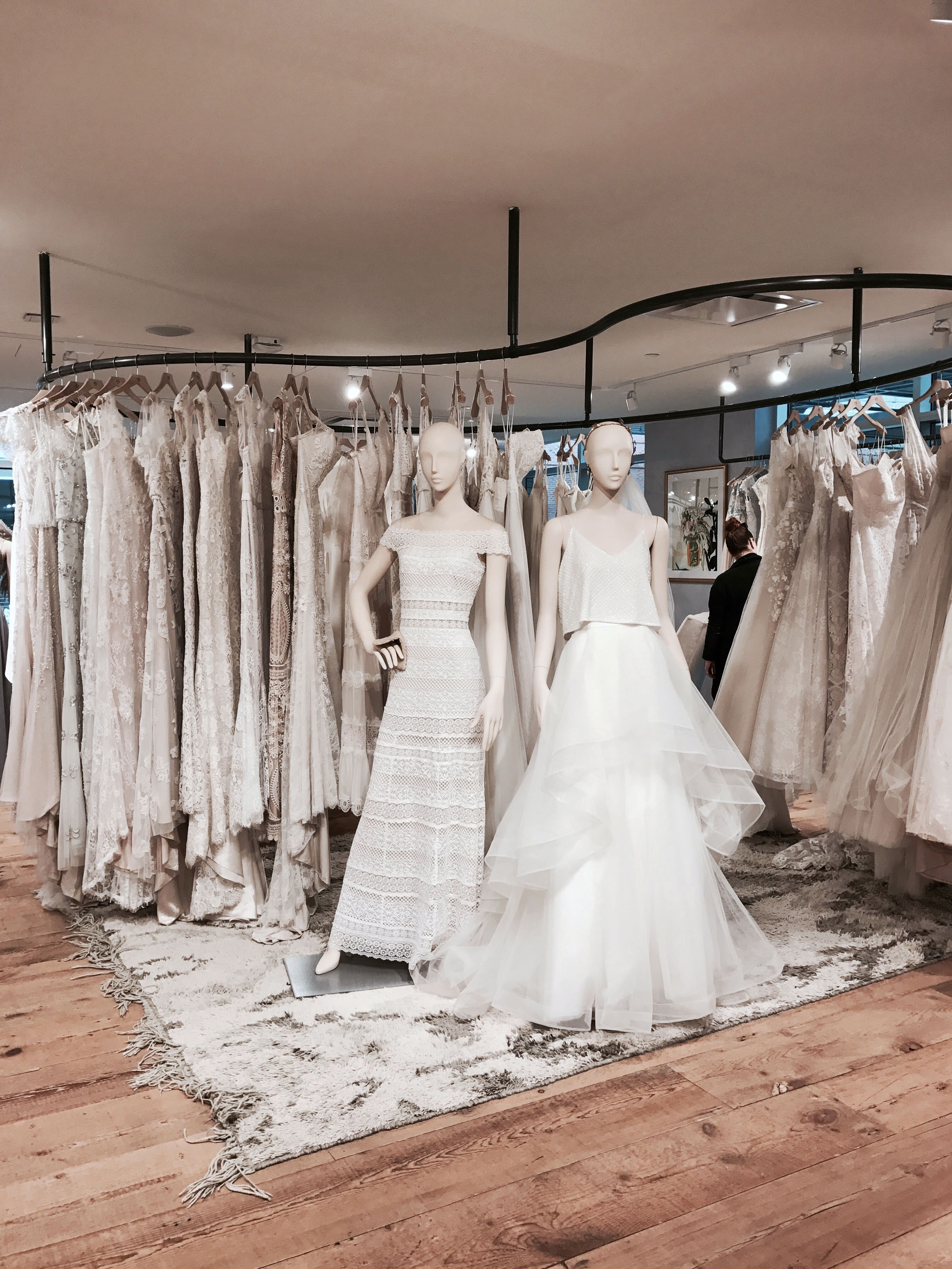 BHLDN Anthropologie Portland