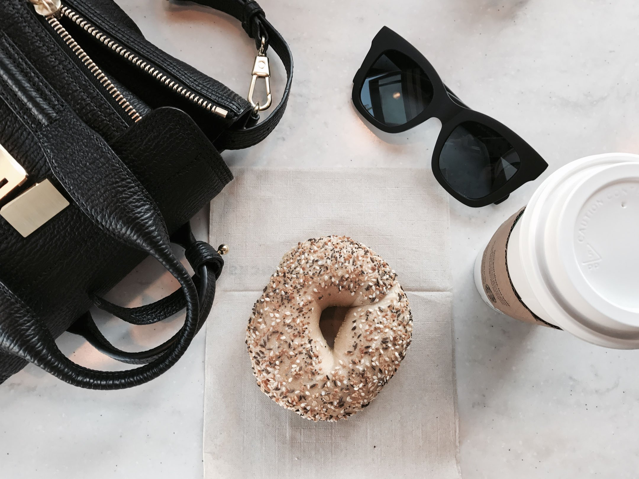 Bagels and Coffee
