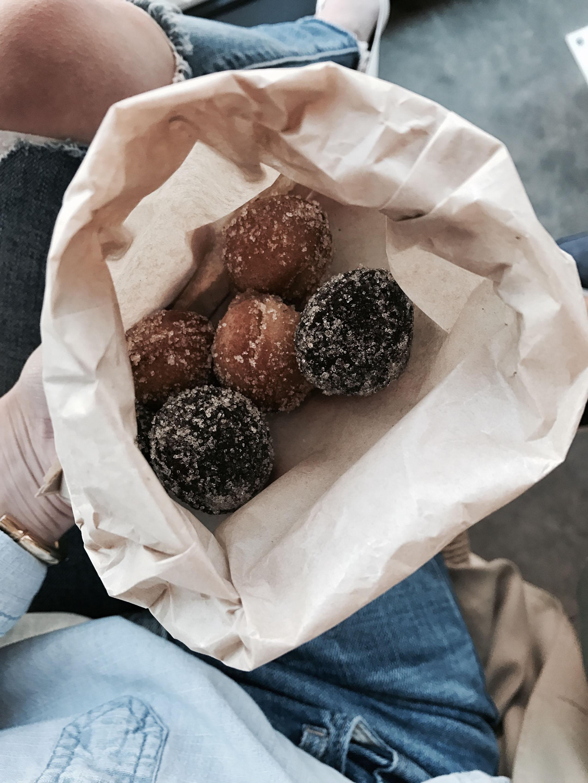 Big Wig Donut holes