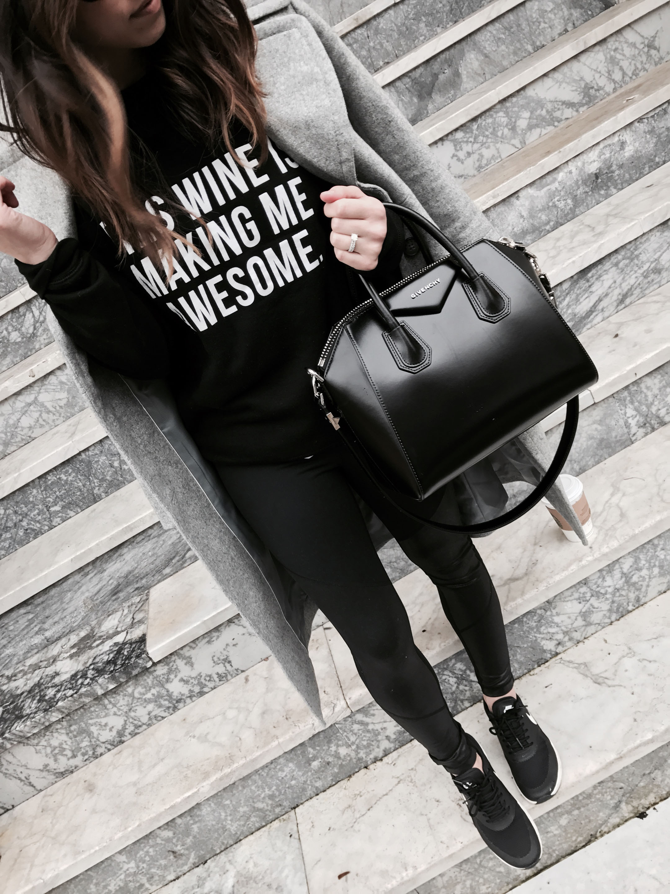Brunette the Label sweatshirt