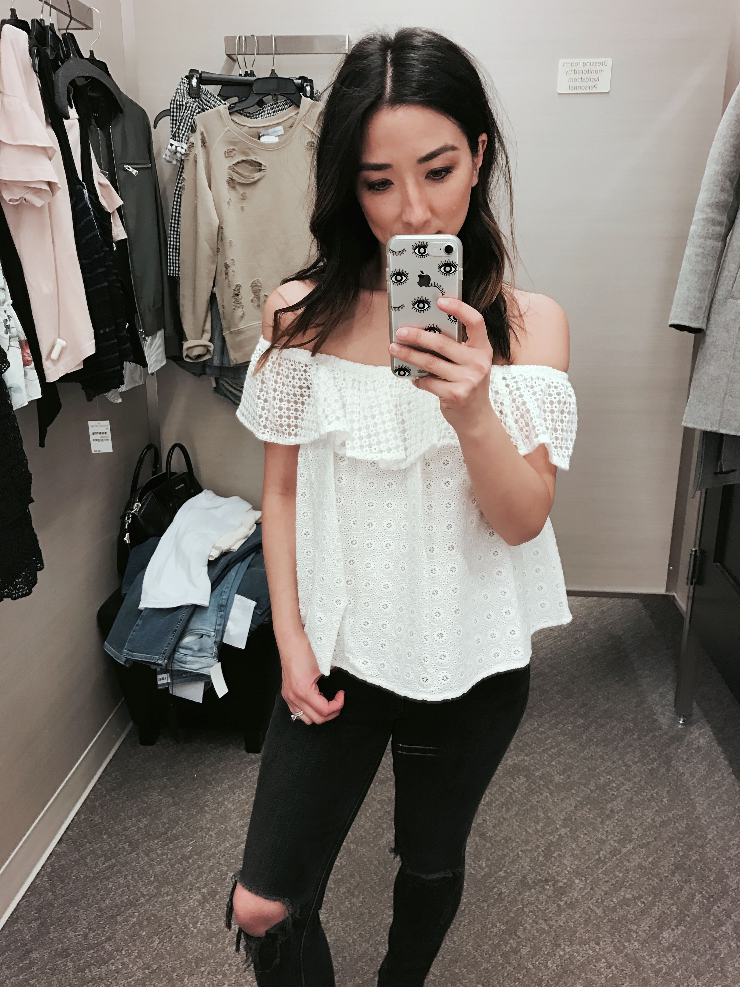Dressing Room Diaries Crystalin Marie