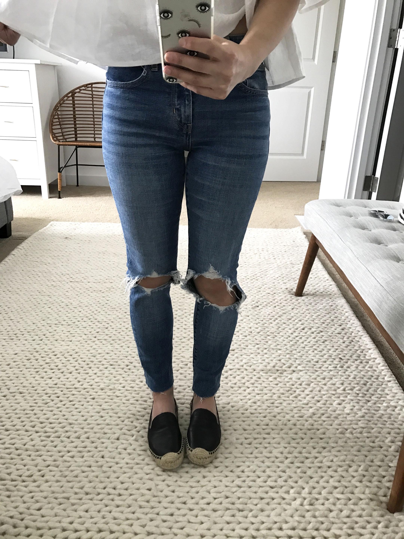 Levi's 721 jeans 1