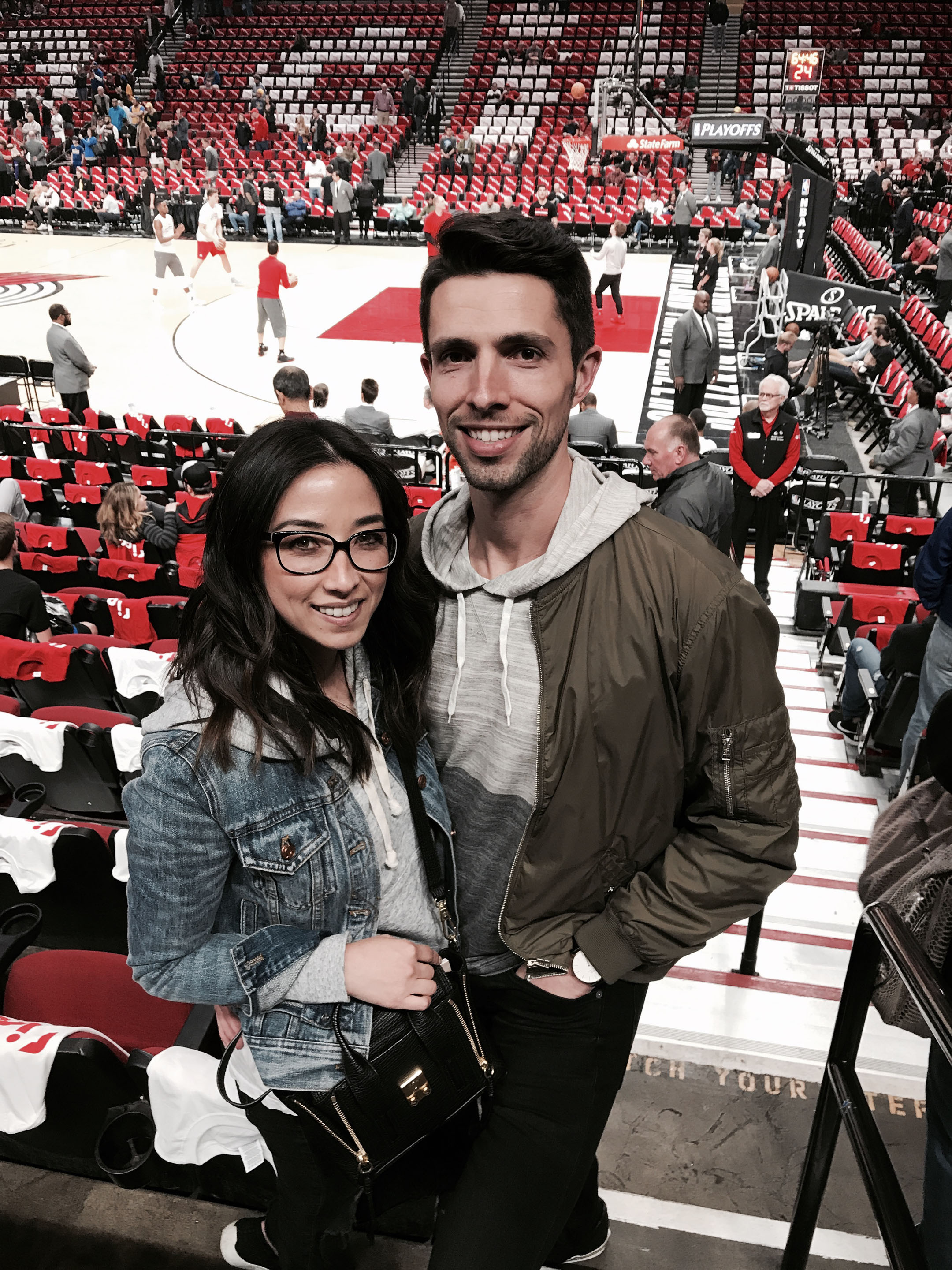 Portland Trail Blazers Game