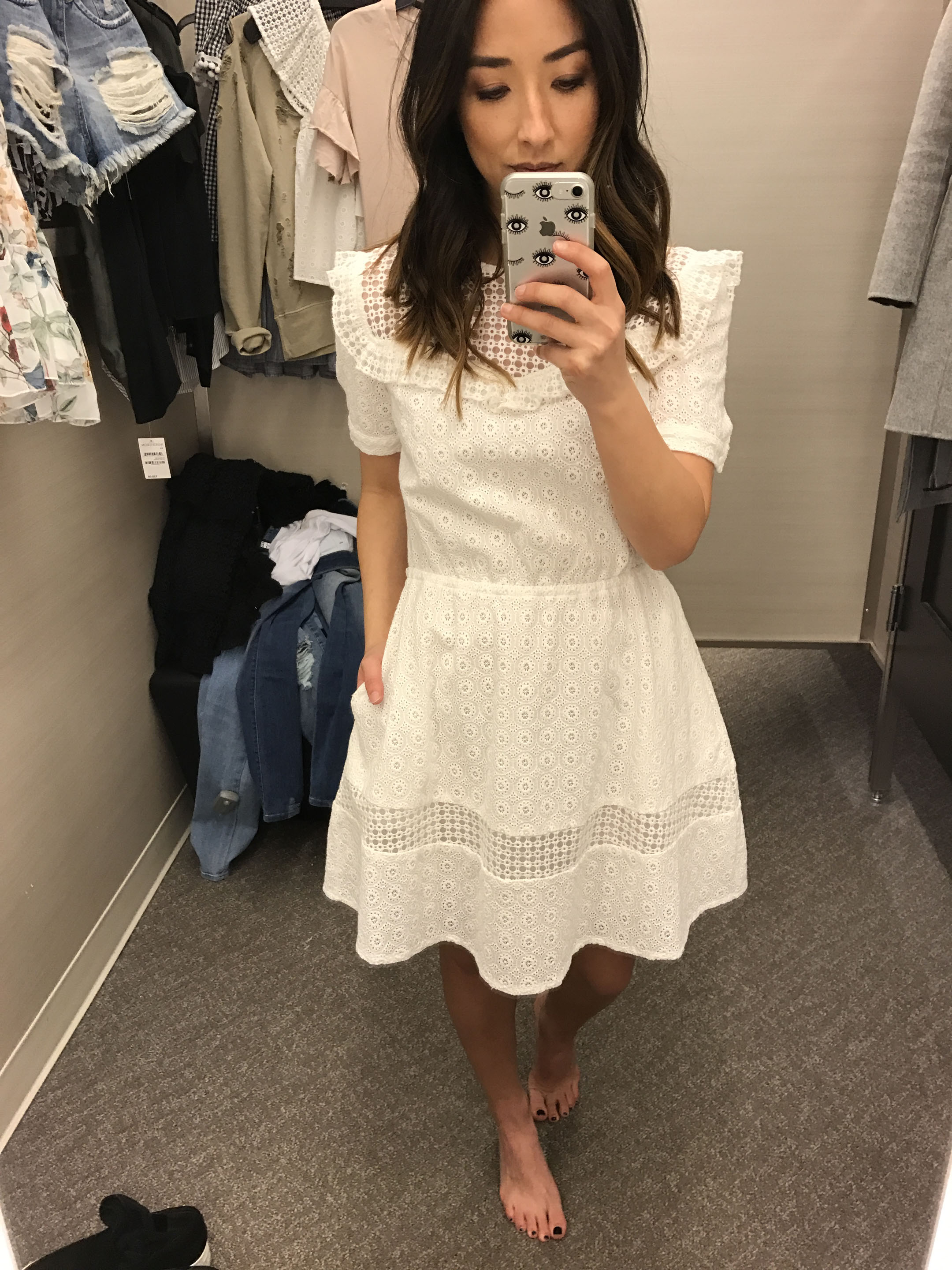 Rebecca Minkoff Angeles Dress 1