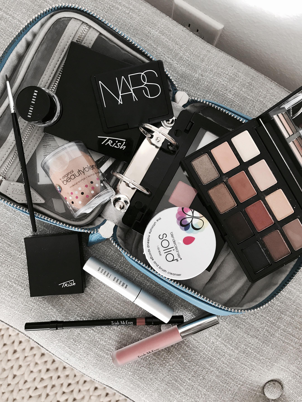 Trish McAvoy makeup planner