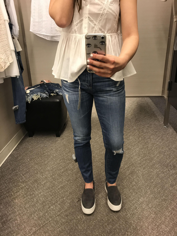 AG the Stilt Crop jeans 4