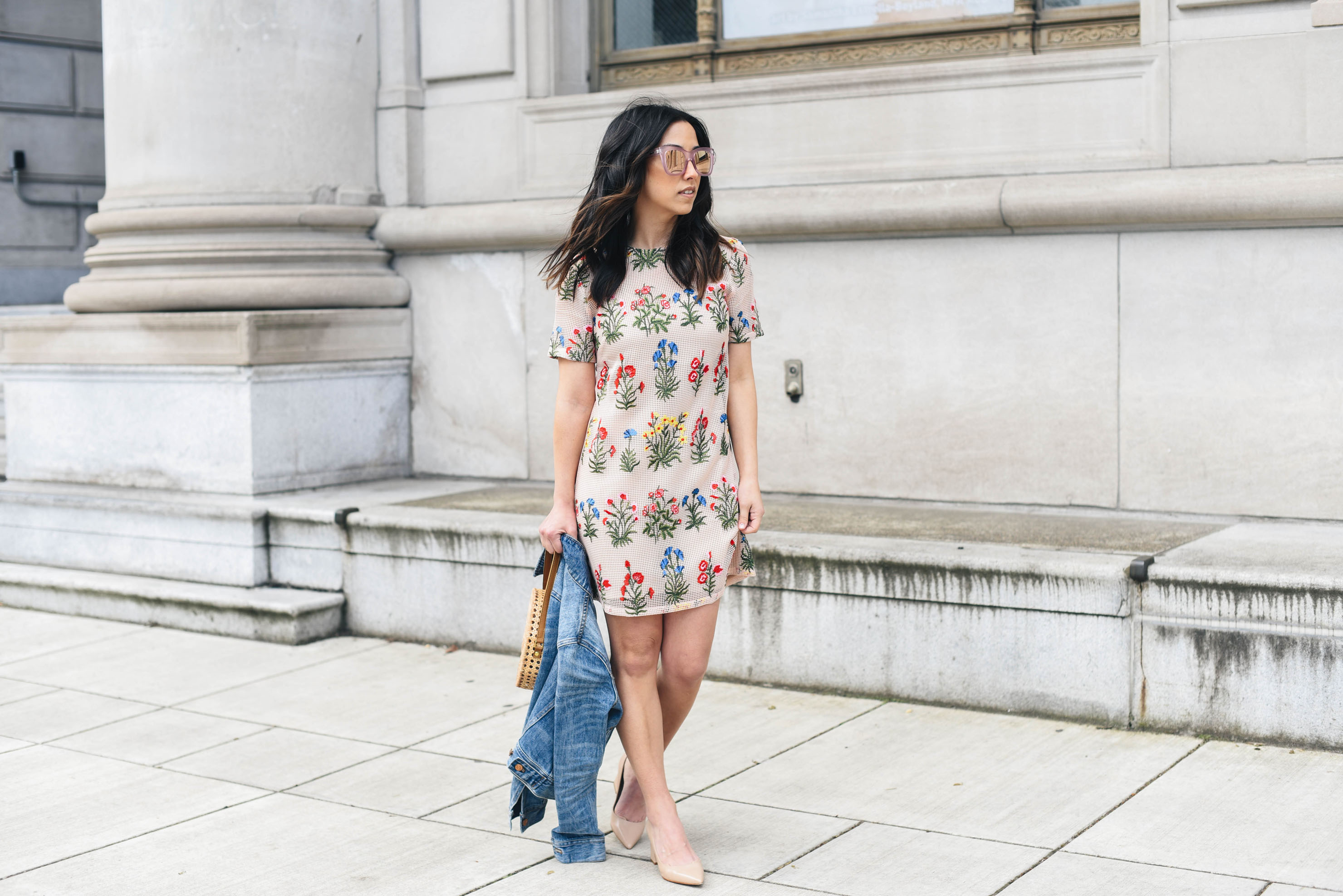Endless Rose Floral Dress