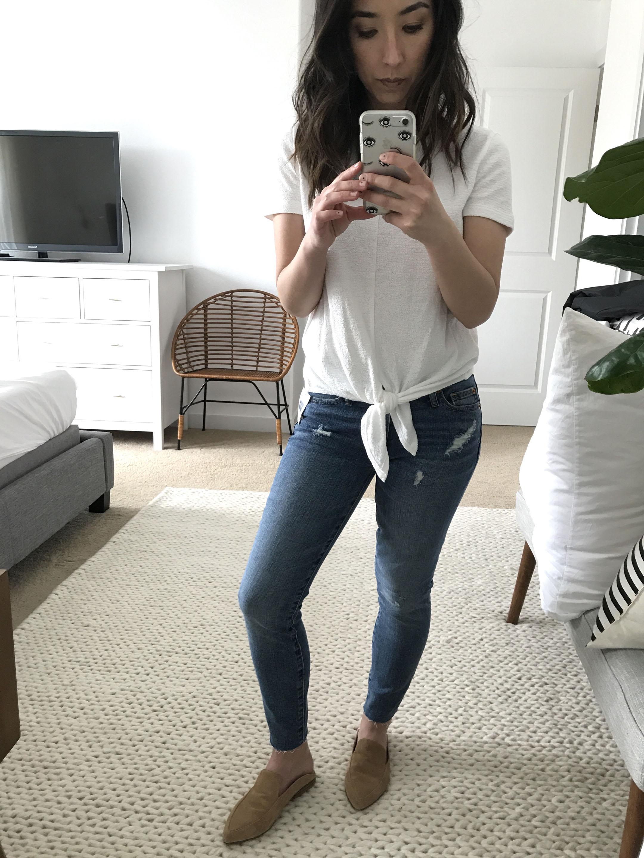 Gap always skinny jeans 3