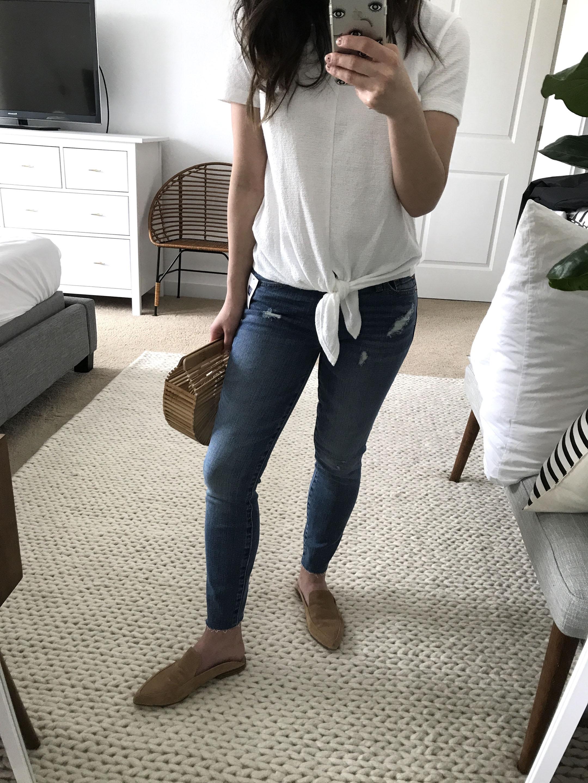 Gap always skinny jeans 4