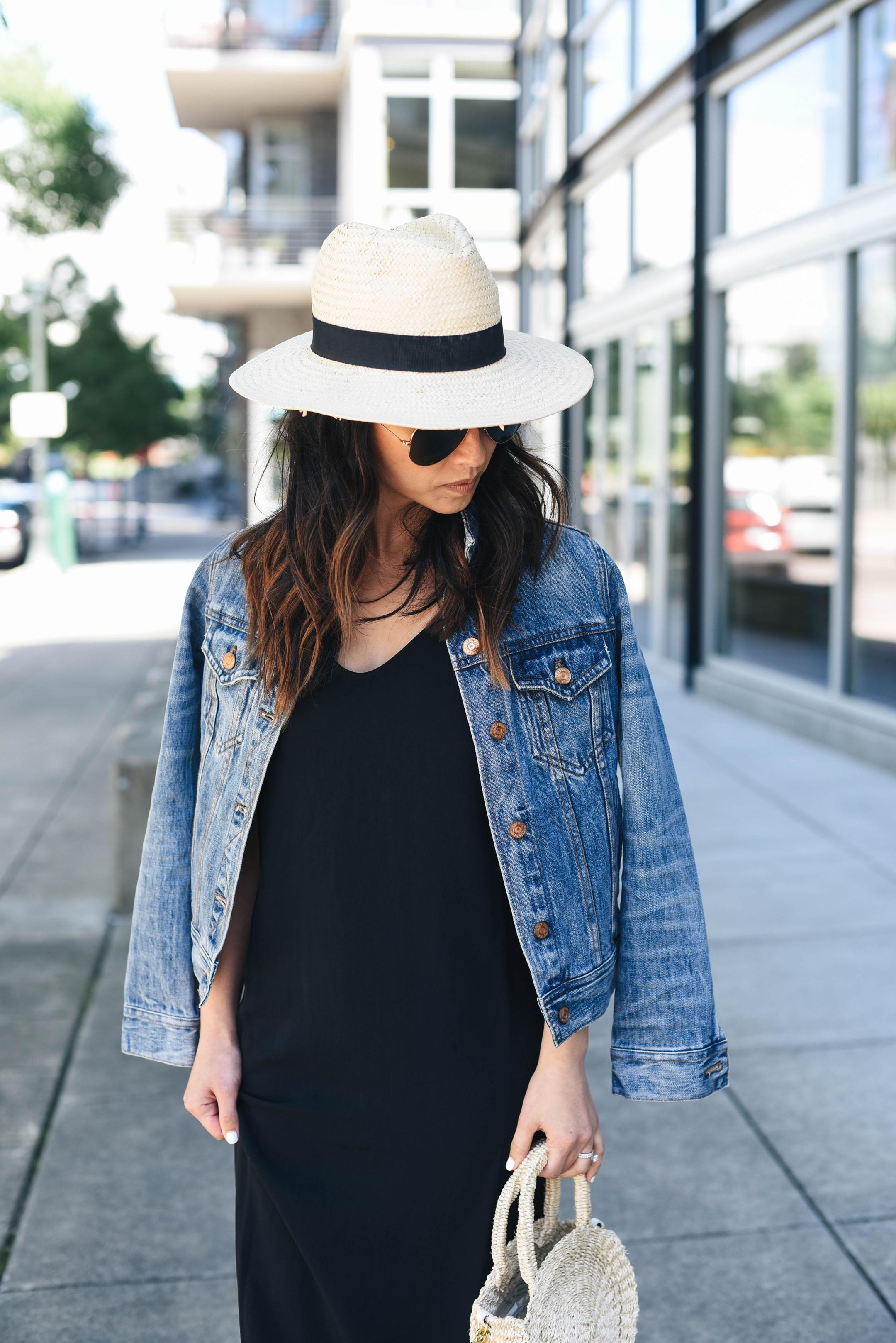 H&M panama hat