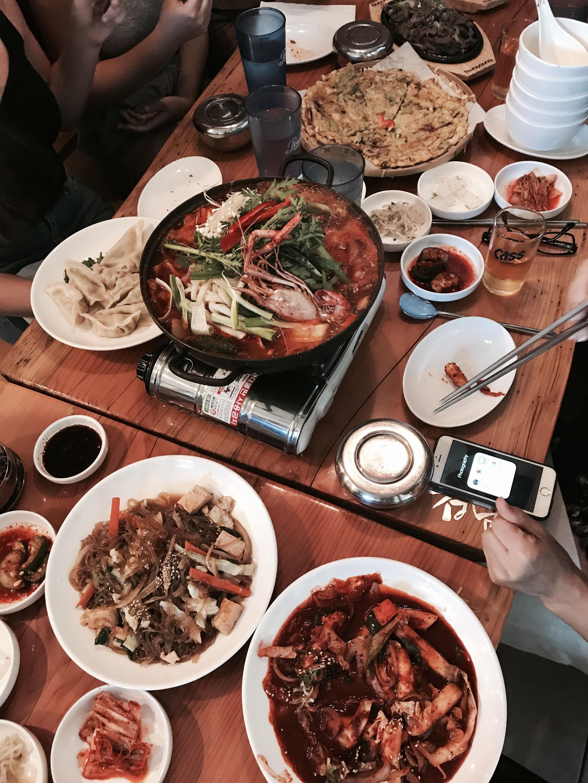 Korean Food in Portland