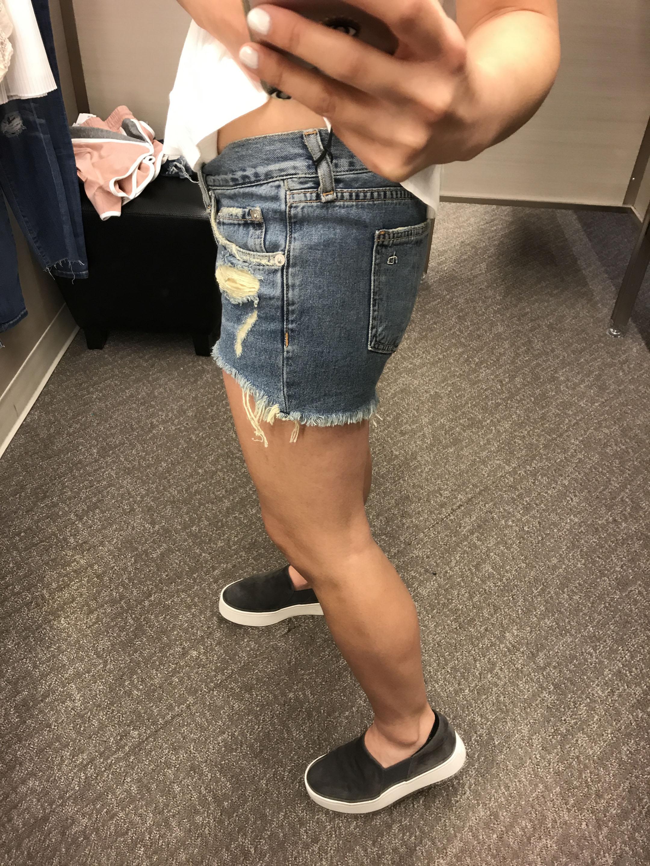 Rag & Bone Winnie shorts 3