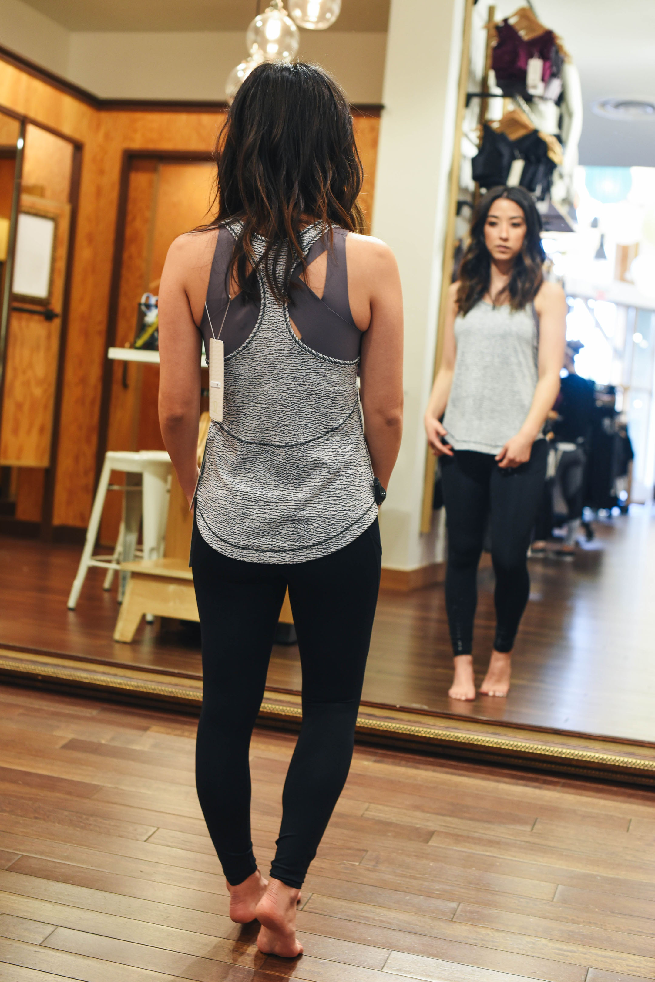 lululemon Enlite Bra try On's