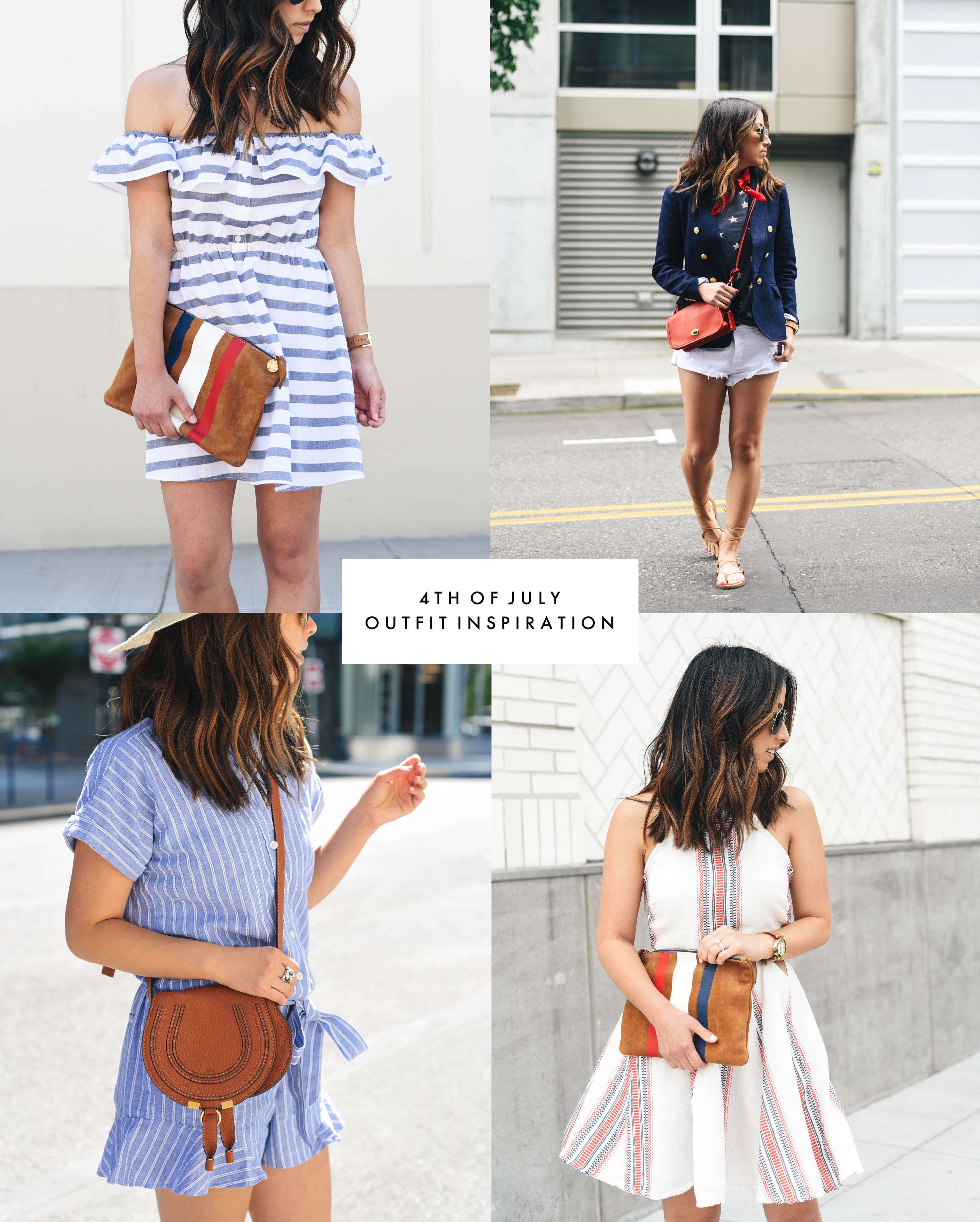 7b5586670447 4th of July Outfit Inspiration - Crystalin Marie