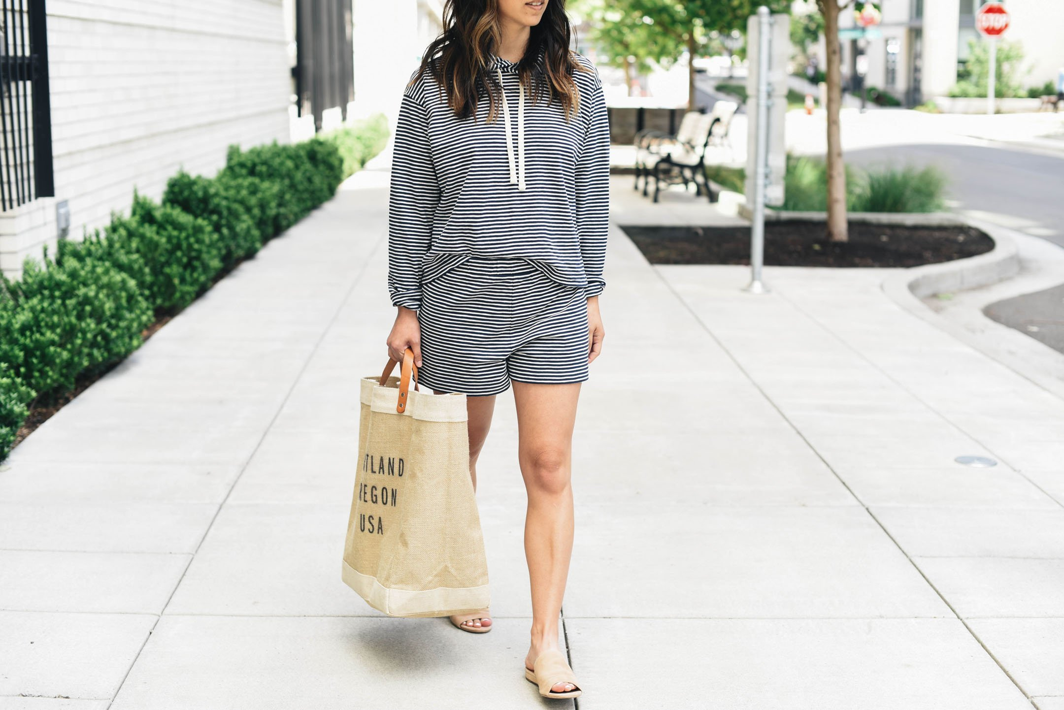 Apolis Portland Oregon tote
