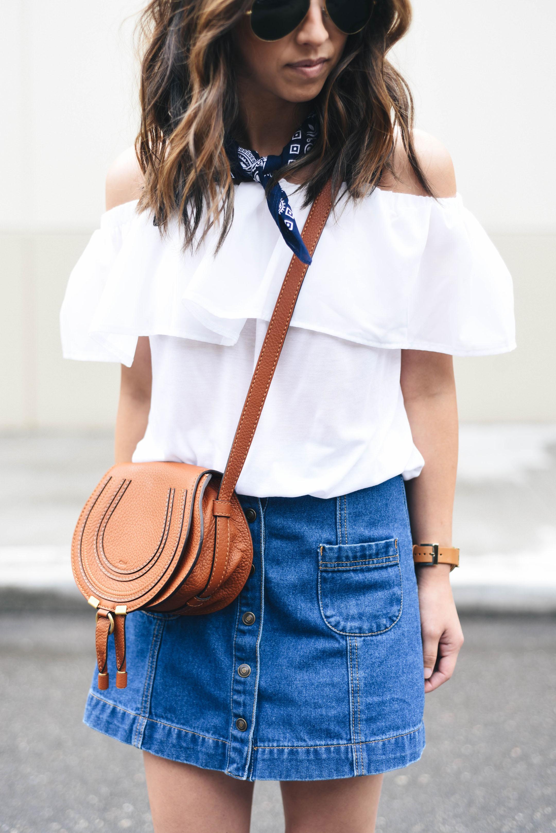 Chloe small marcie bag 1