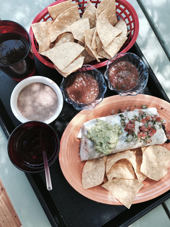Santa Fe Mexican food Portland Oregon