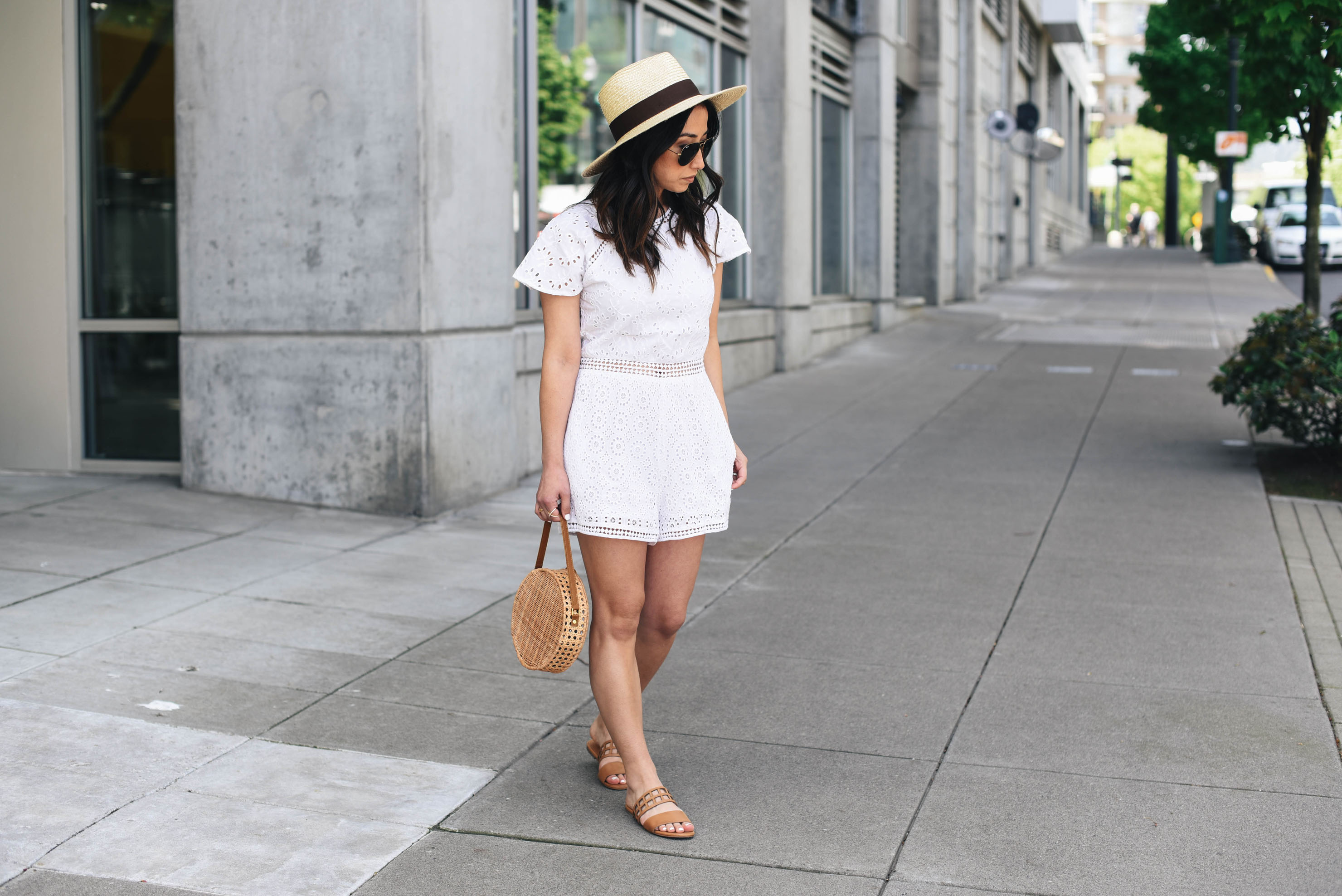 This summer's best rompers
