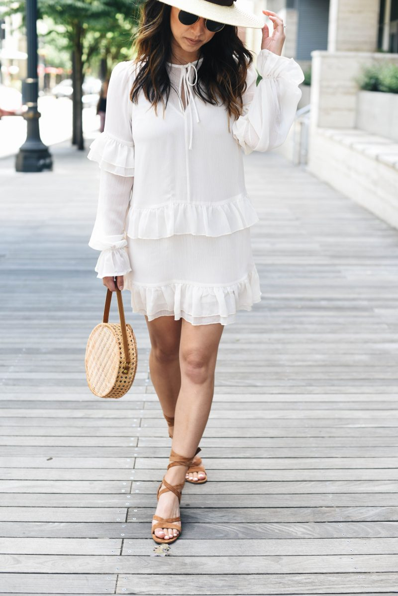 Summer Must-Have: Little White Dress