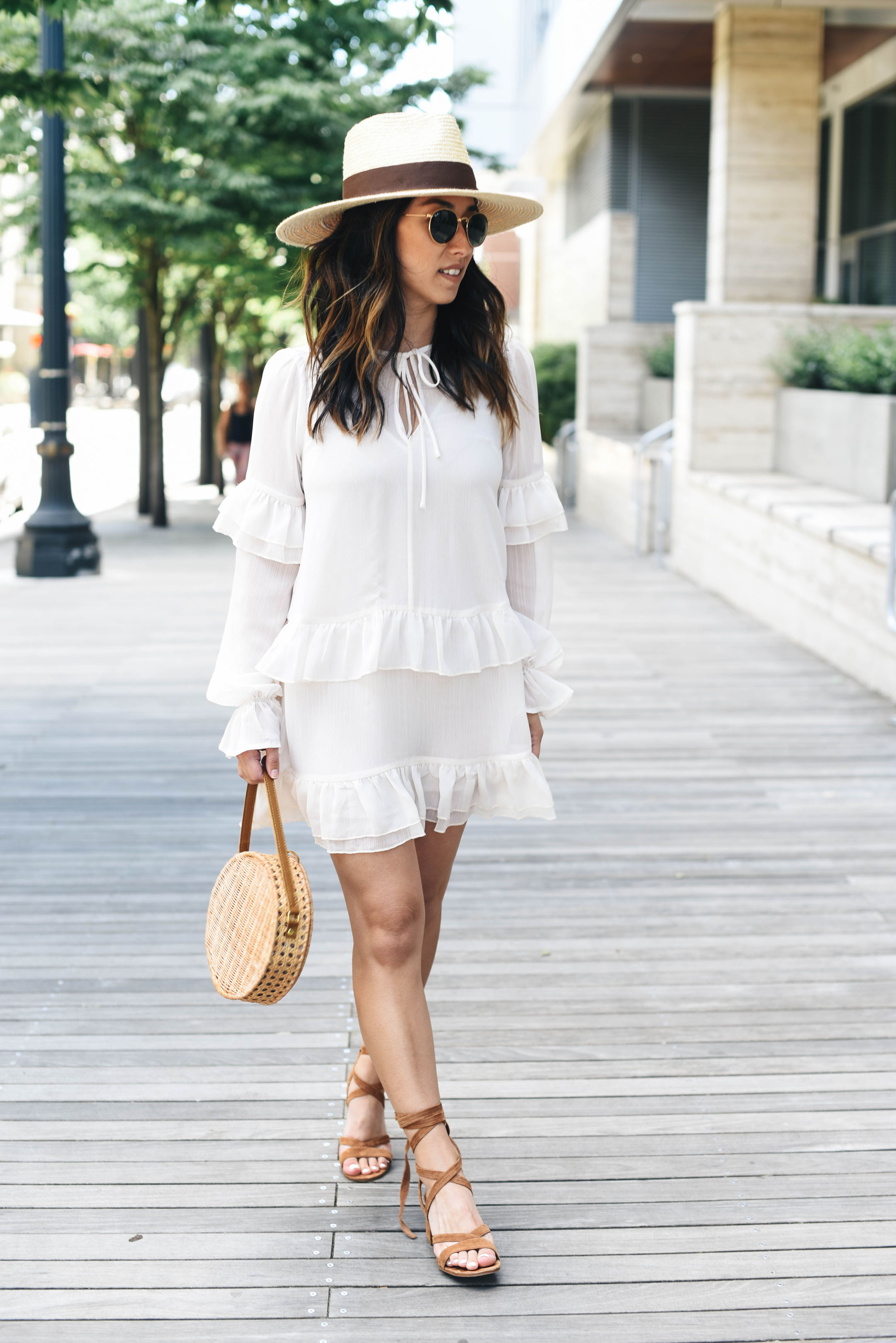 Summer Must Haves: Summer Must-Have: Little White Dress