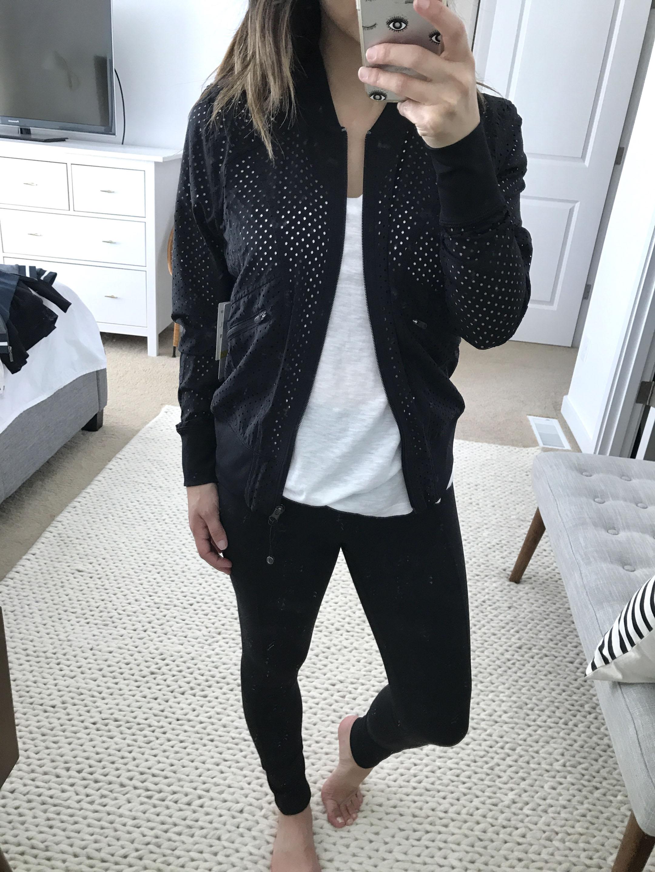 Zella bomber jacket