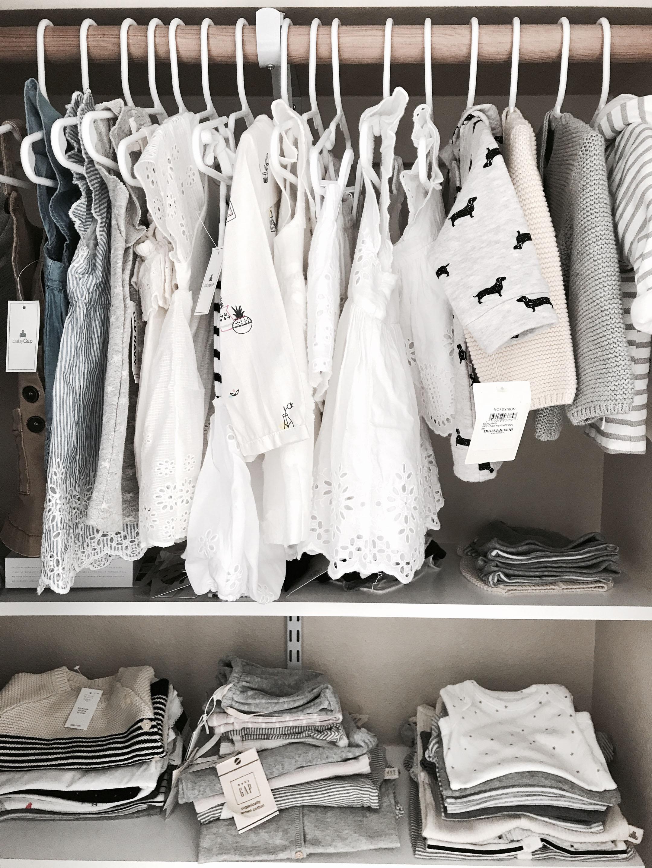 Baby D Closet