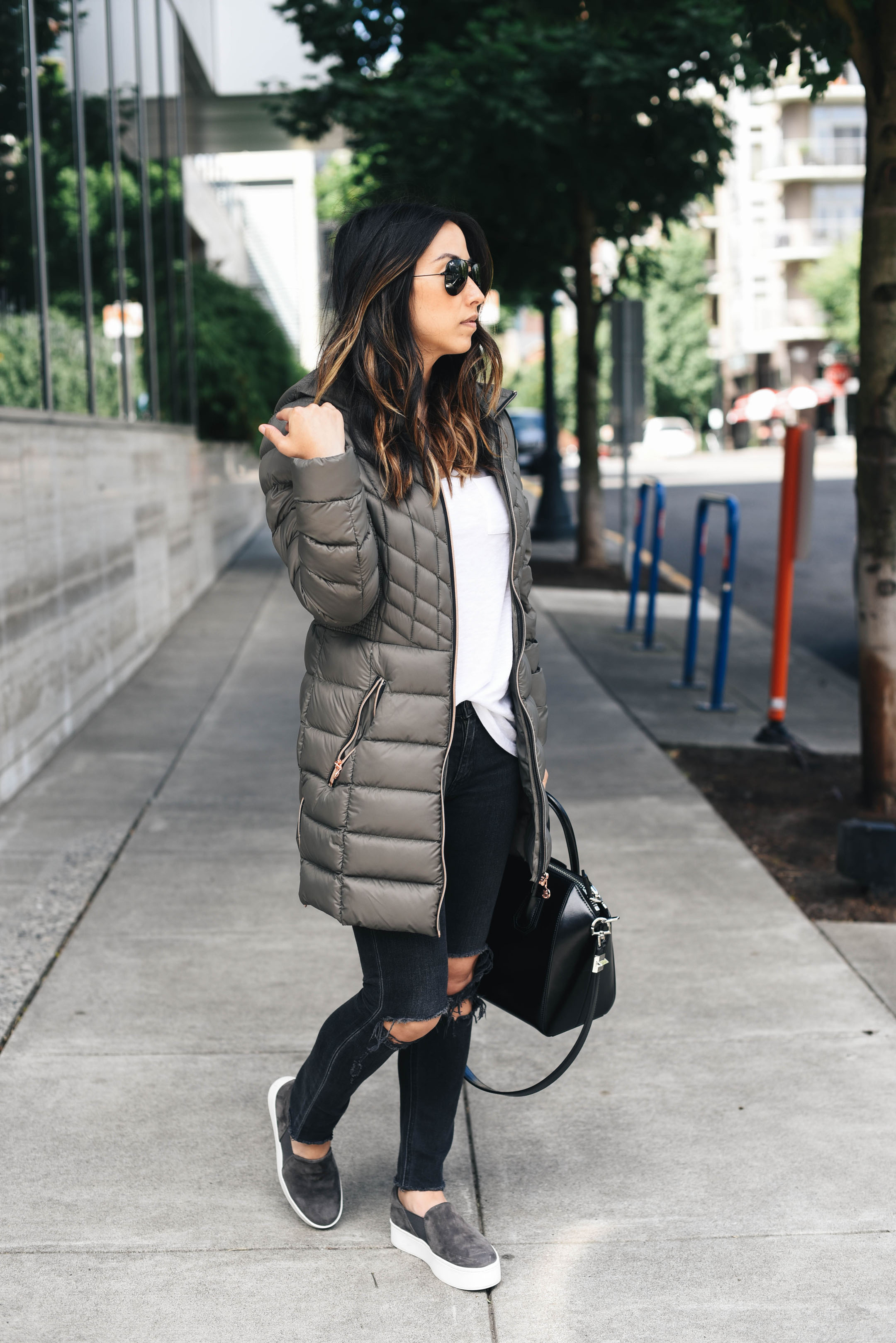 Best puffer coats for petites
