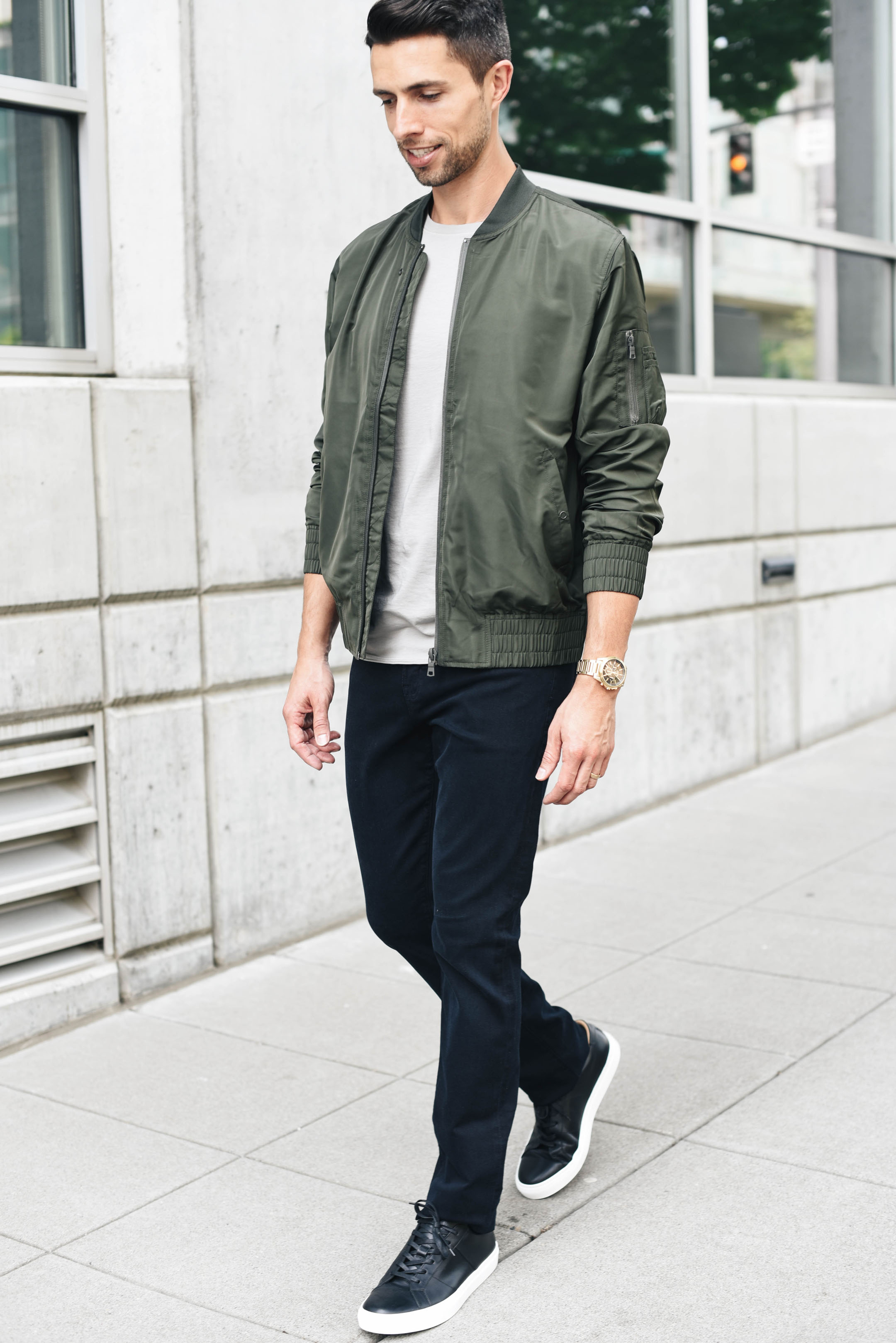 Best transitional pieces for guys