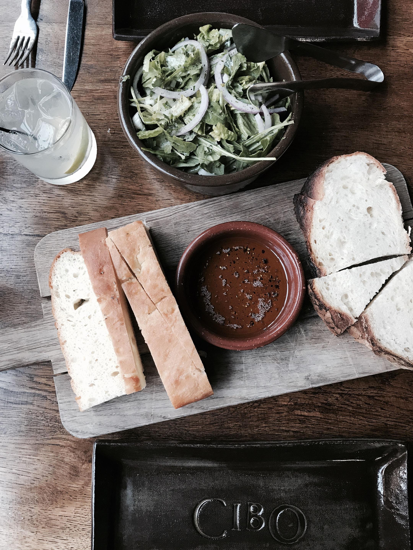 Cebo ciabatta bread