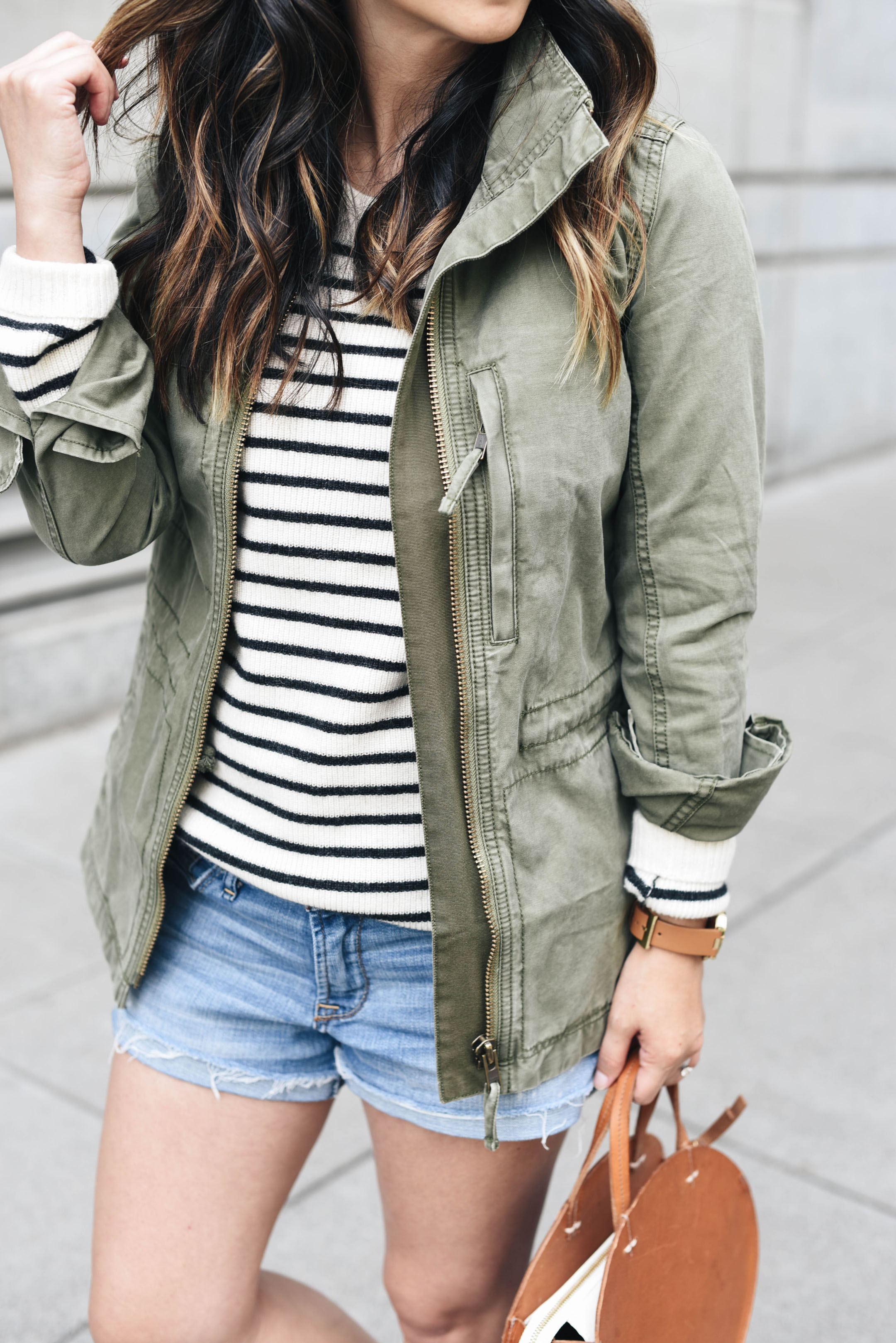 Easy summer to fall transitional looks