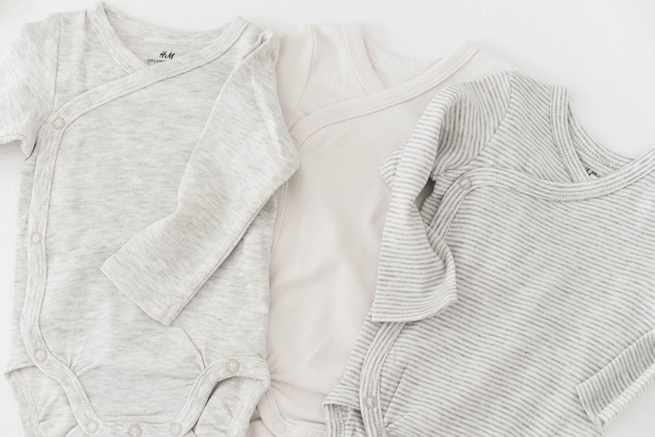 H&M kimono onesies