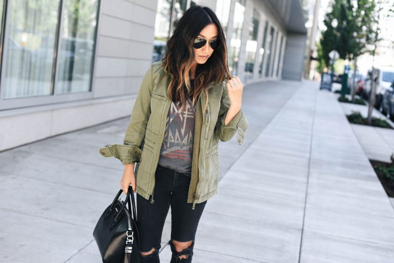 Fall Staples from Nordstrom