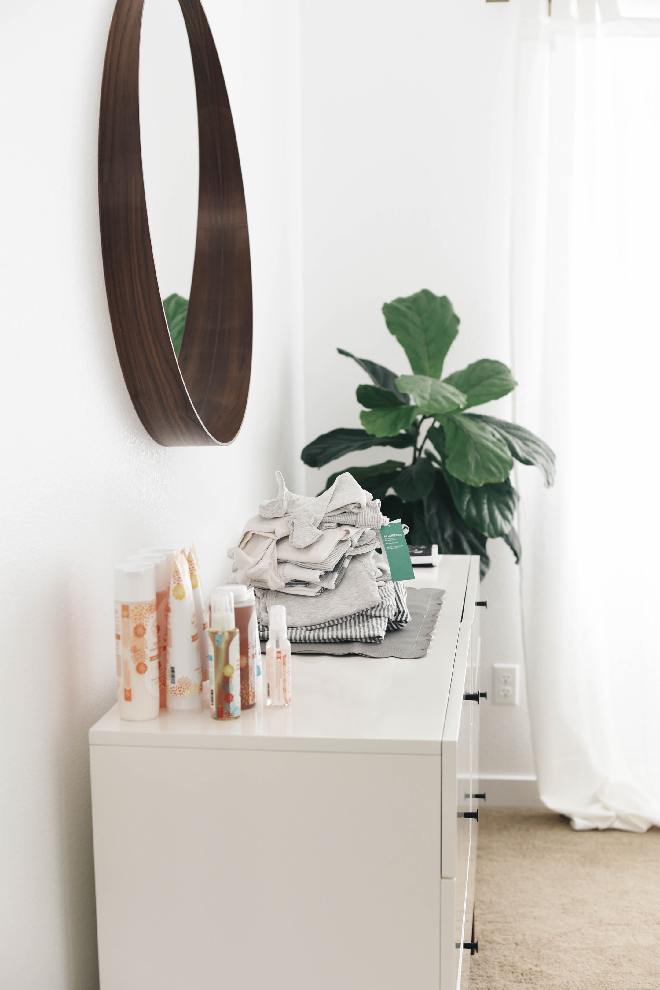 Nuetral modern nursery inspiration