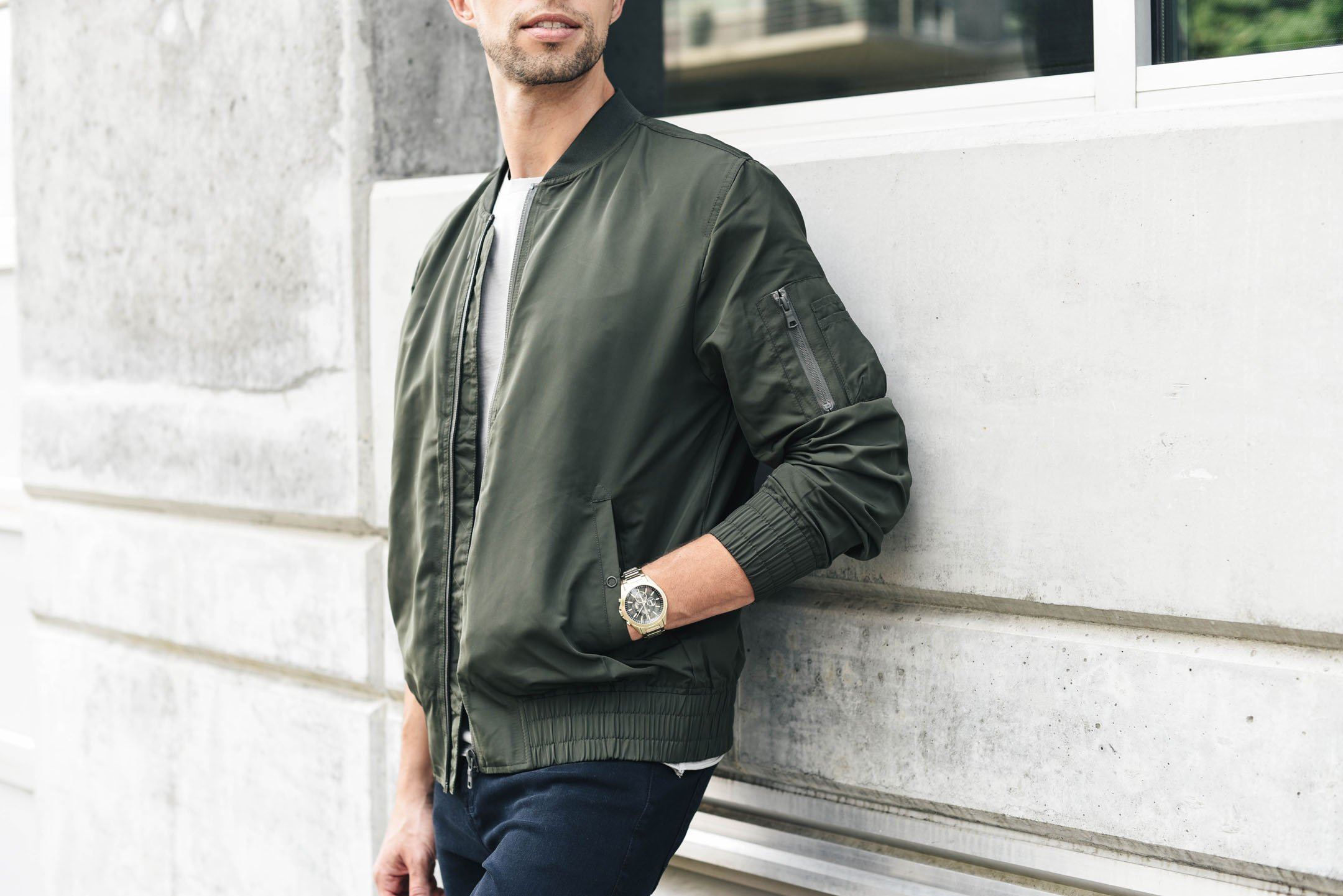 Summer to fall transitional looks for guys