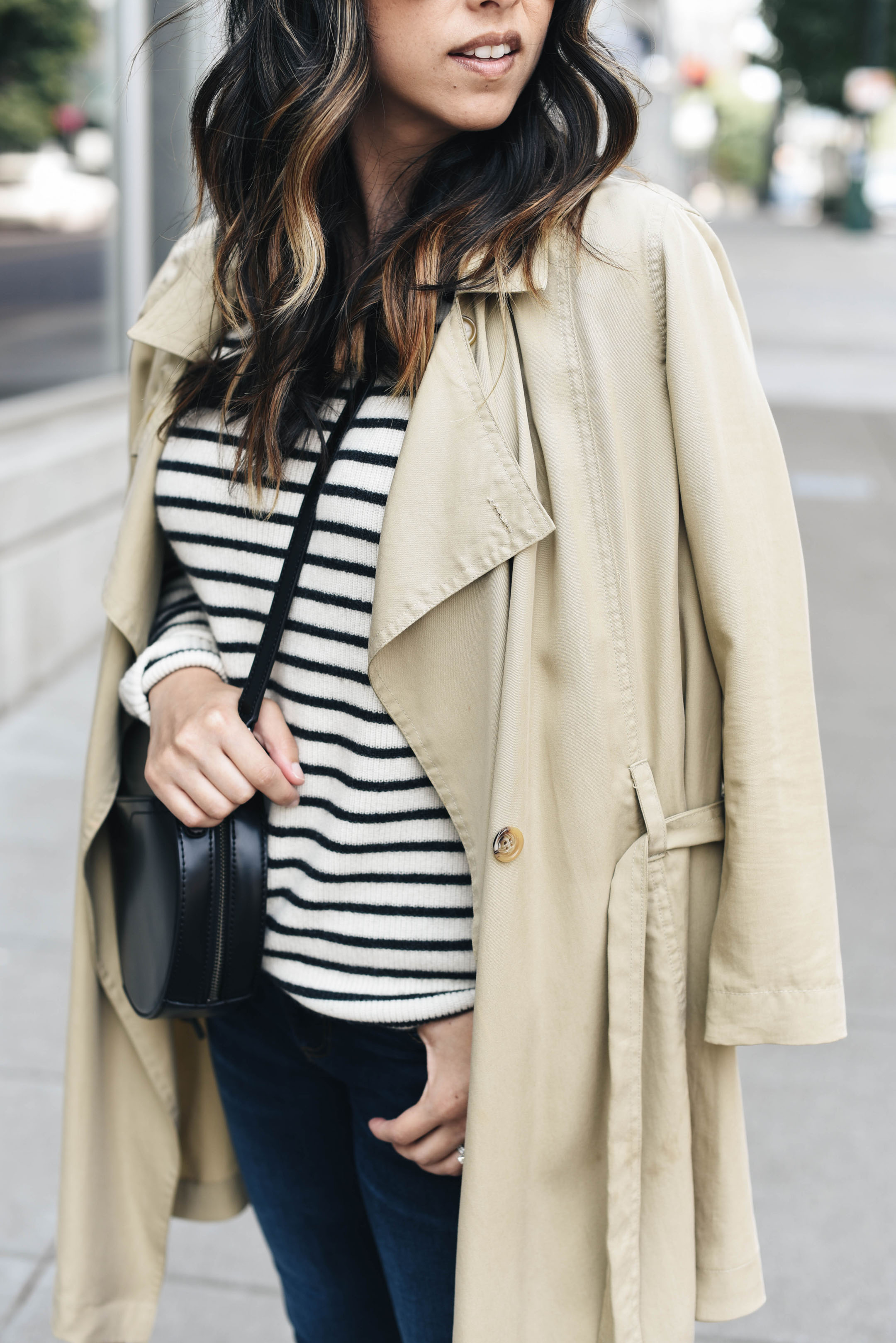 Summer to fall transitional outfits