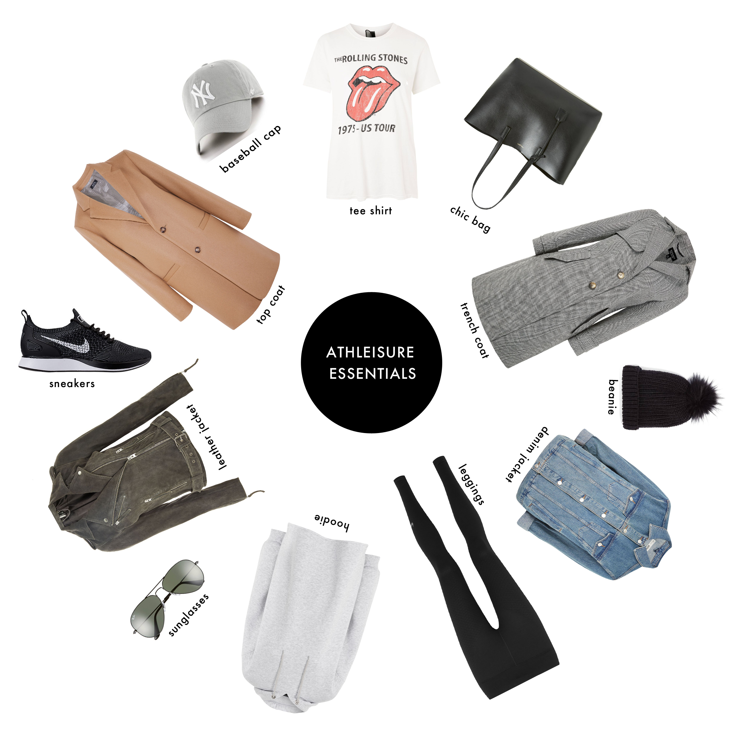 ATHLEISURE ESSENTIALS 1