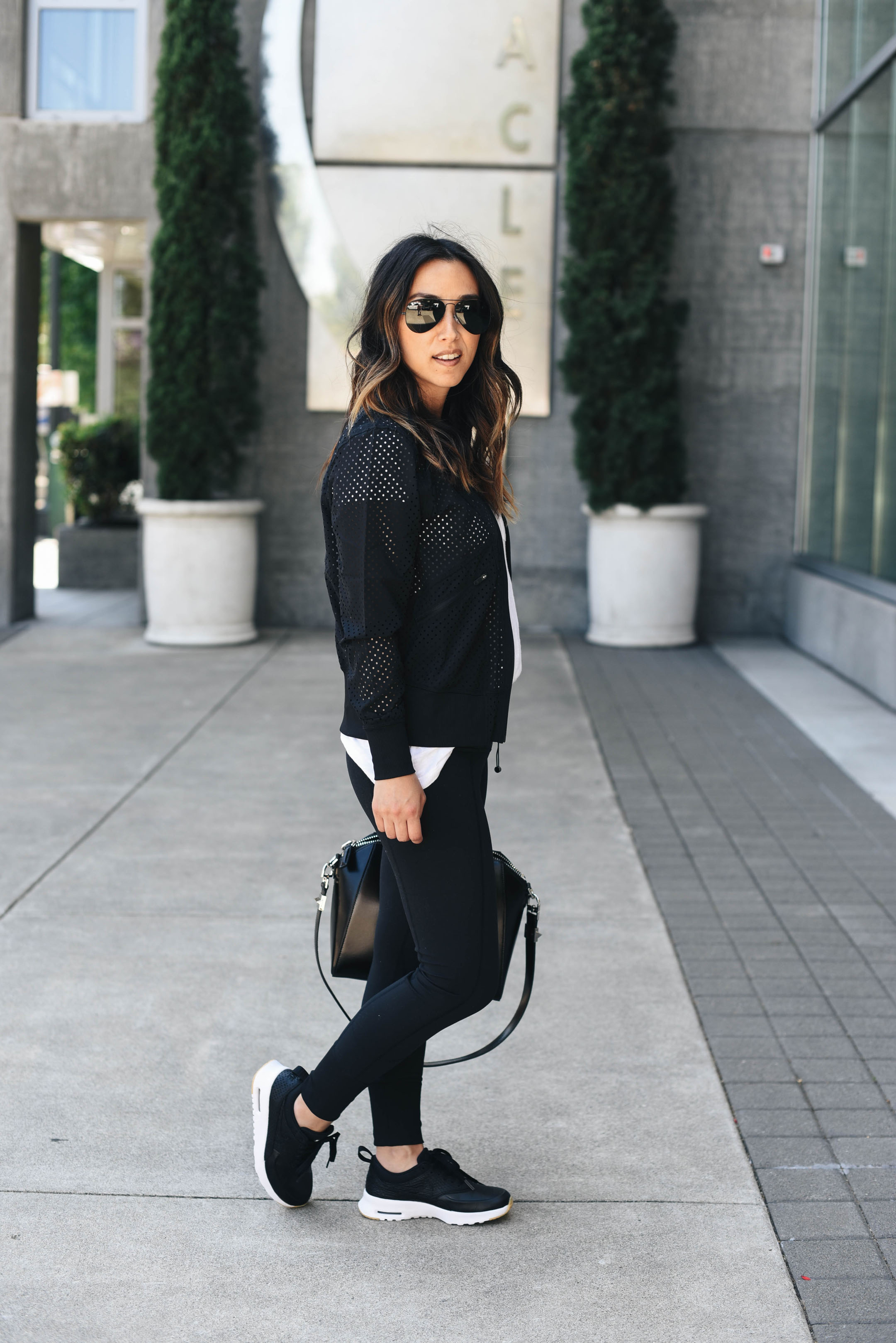 How To Pull Off Athleisure Wear + 30 Outfit Ideas
