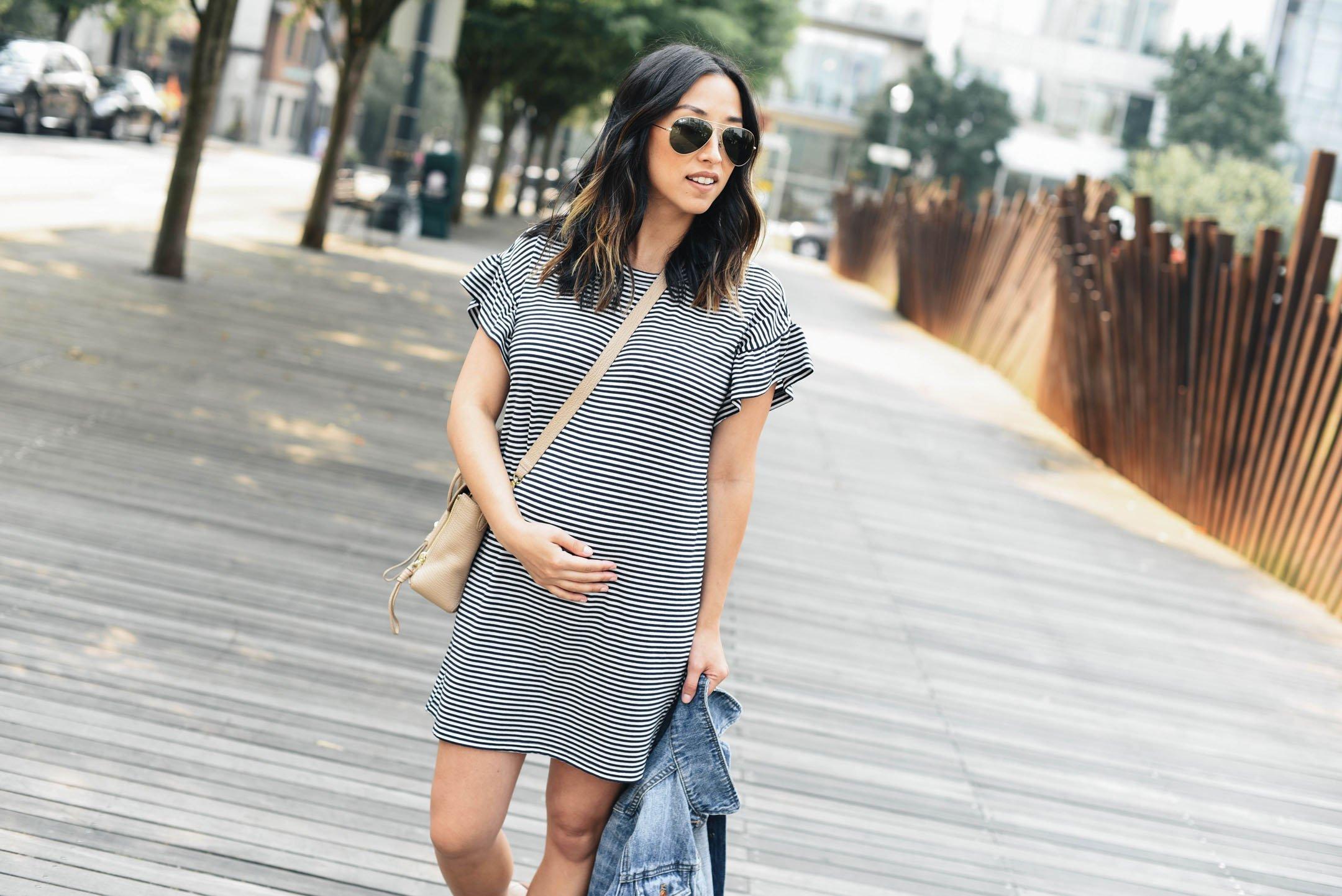 Crystalin marie's maternity style