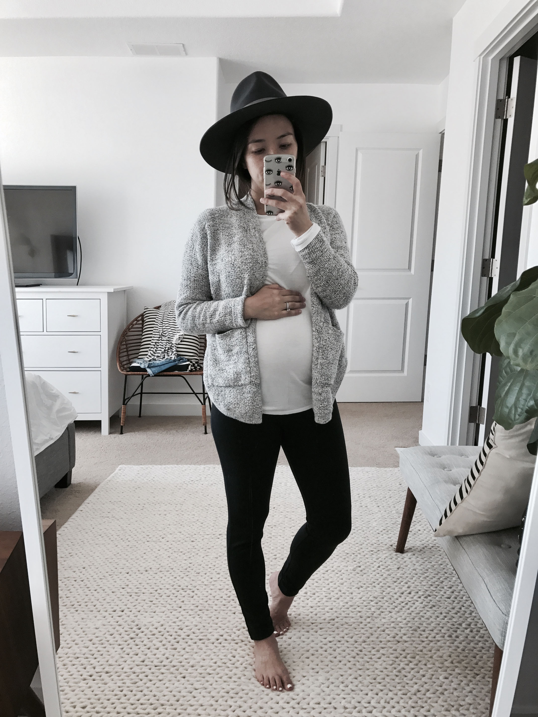 Hatch maternity leggings