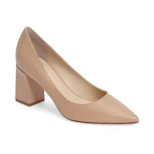 Marc Fisher nude pump