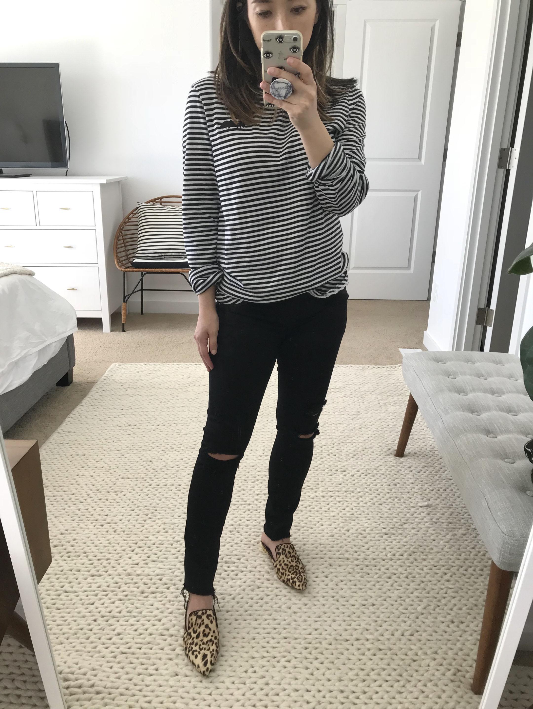 Paige maternity verdugo ultra skinny jeans 2