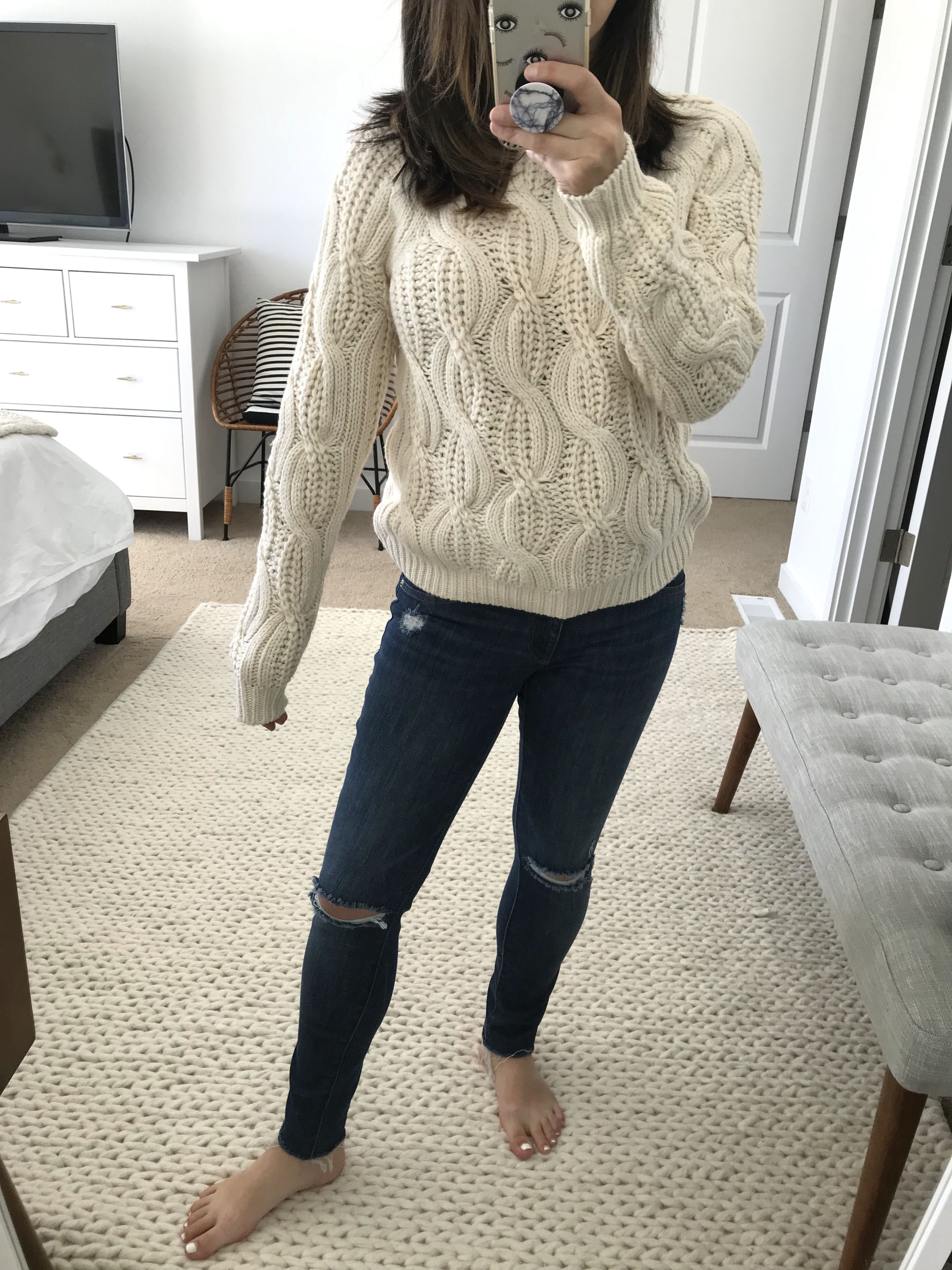 Soft Joie Candessa sweater 1