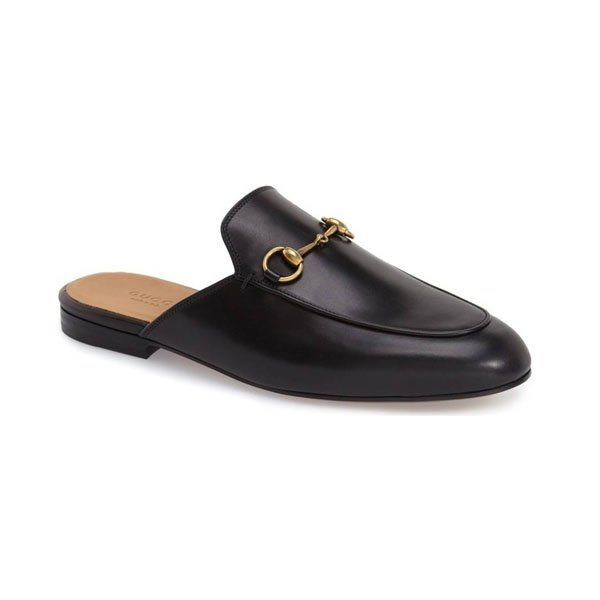 69f64a51ab1c Gucci Princetown Loafer Mule - Crystalin Marie