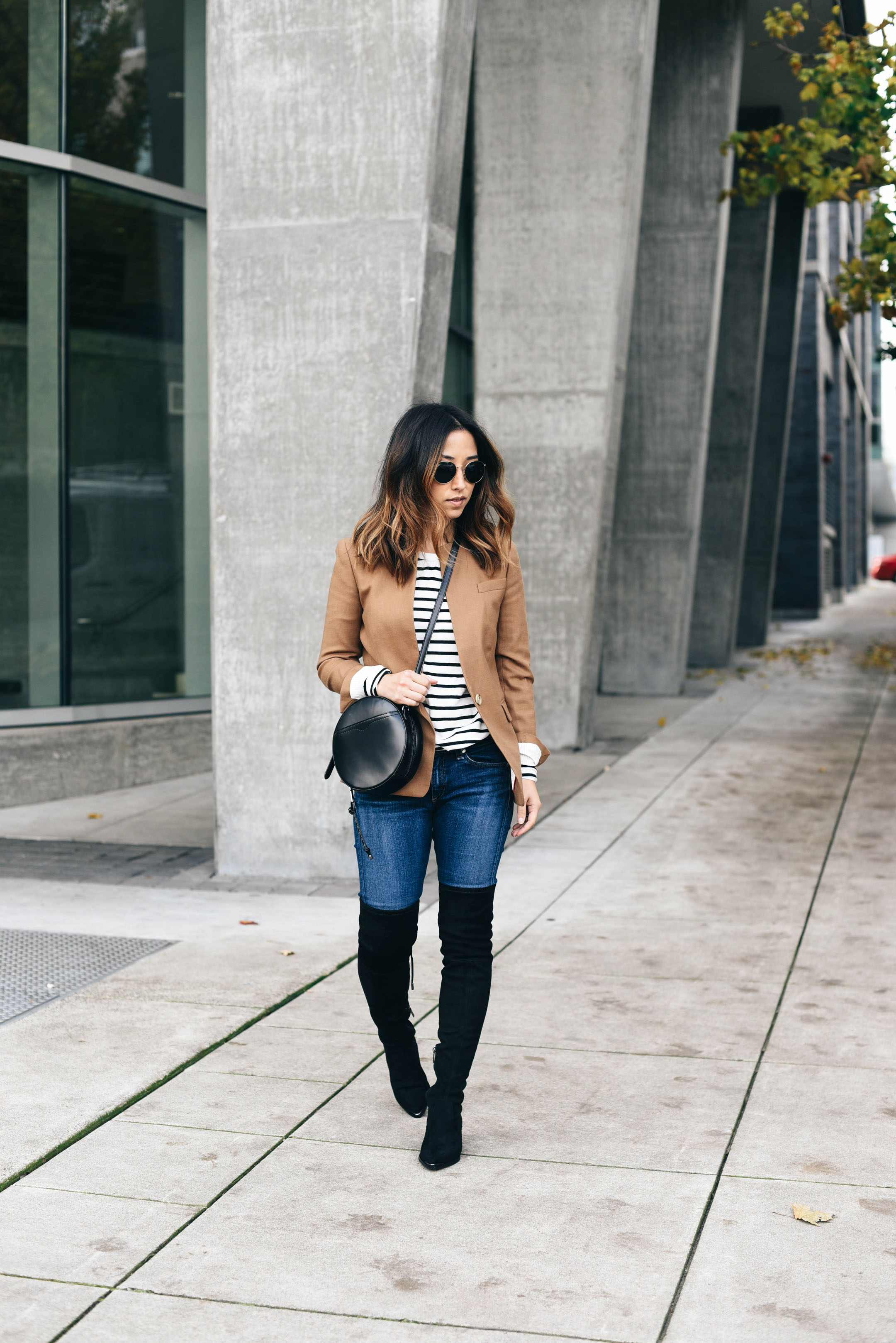 Buying and Styling Over The Knee Boots
