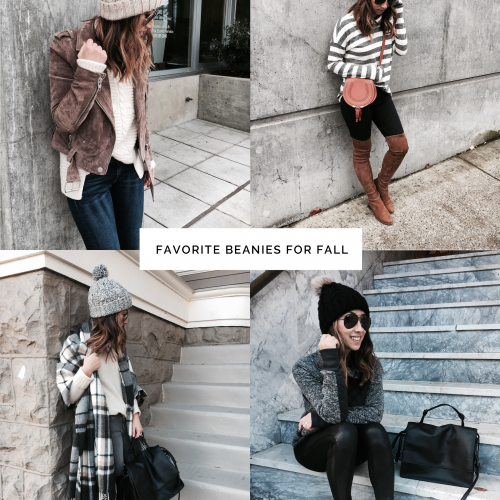 Favorite beanies for fall
