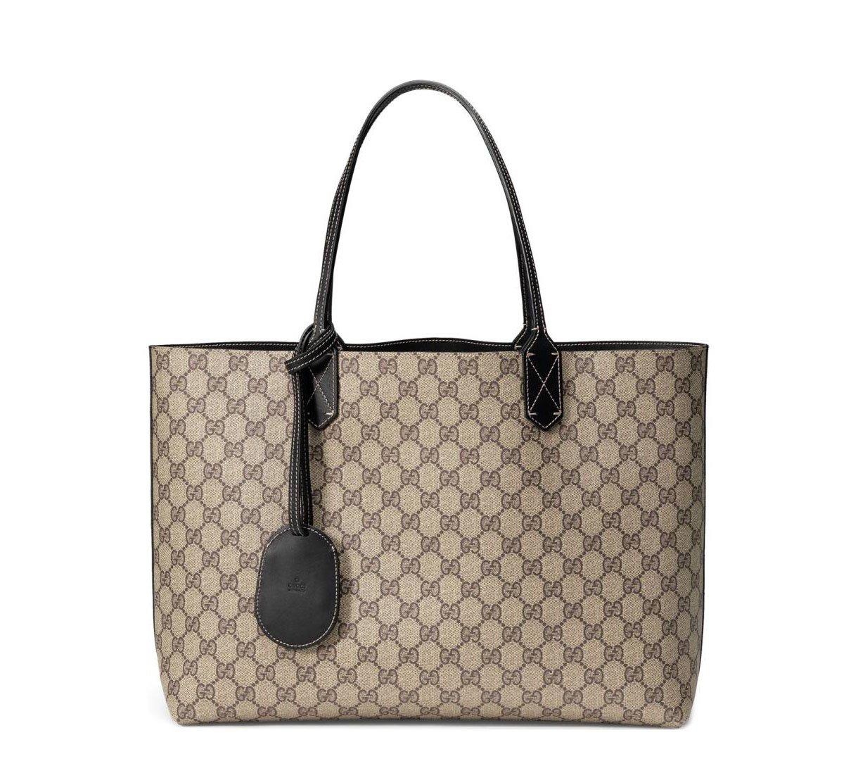 Gucci reversible GG tote