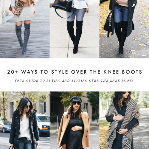 OVER THE KNEE BOOT STYLE GUIDE blog sidebar