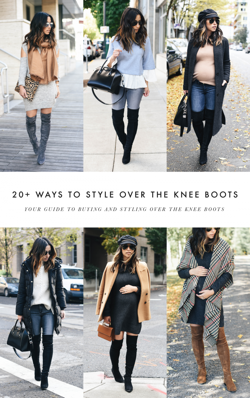 52ead11a543 Your Guide to Buying and Styling Over The Knee Boots - Crystalin Marie